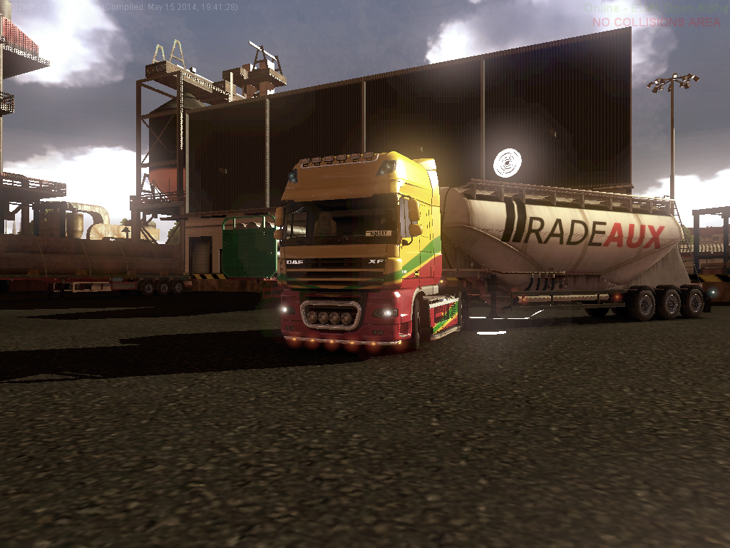 how to play euro truck simulator 2 multiplayer