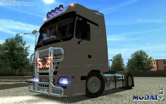 MB Actros 1844 by Hannes18