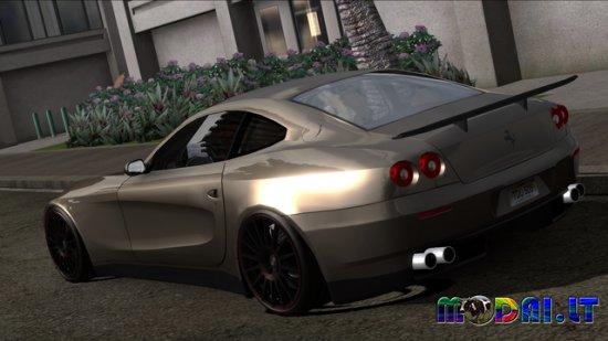 Ferrari F612 Styling customization + Rims