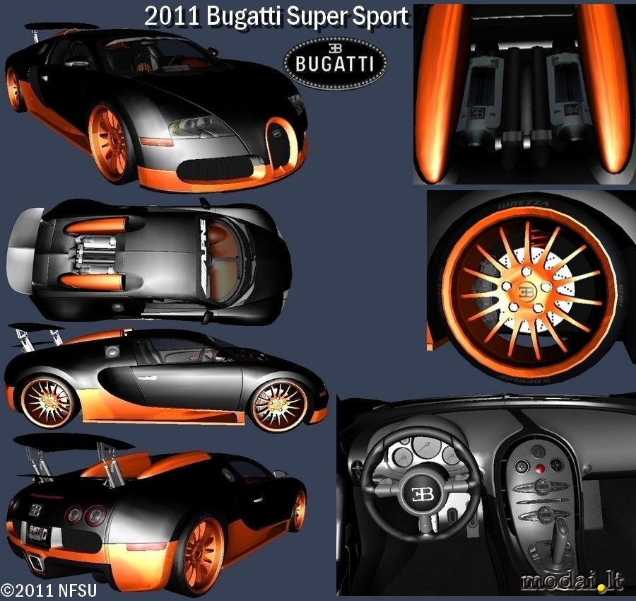 2011 bugatti veyron 16 super sport farming simulator euro truck simulator german. Black Bedroom Furniture Sets. Home Design Ideas