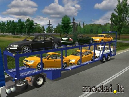 Car Tansporter Beta