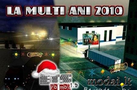 La Multi Ani 2010