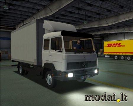 Mercedes LK