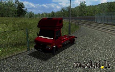 MB Vario 814D