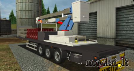 Wielton trailer