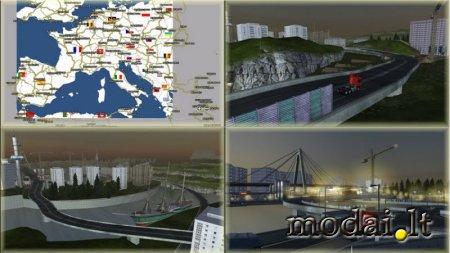 Big Map V.9.3 By: Mario (Somente o Mapa)