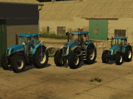 New Holland Fixed Pack