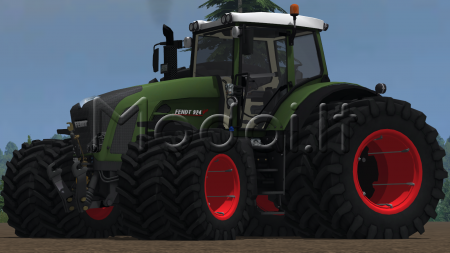 Fendt Vario 924 TMS MR