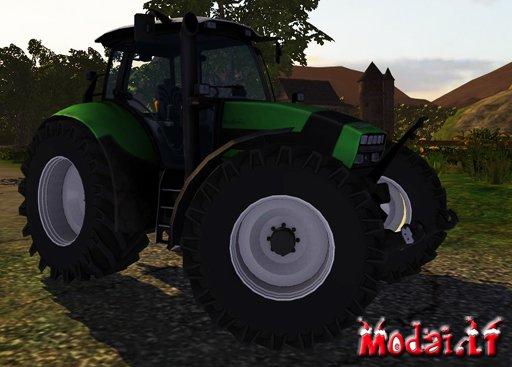 Deutz Agrotron M 620 Edited
