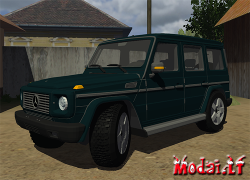 MB G500