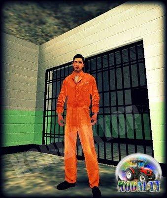 MAFIA 2 - Vito Prison