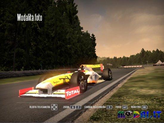 Renault Formula 1 MOD 0.99