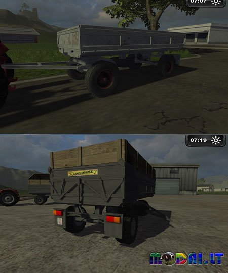 HW Trailer Pack [LS 2011]