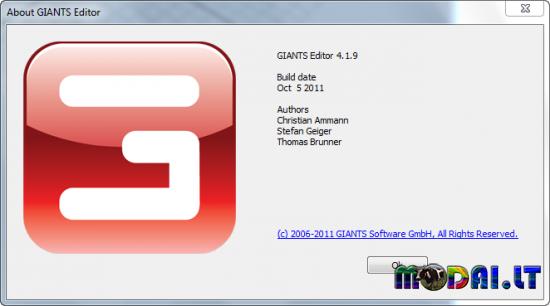 giants editor 4.1 9