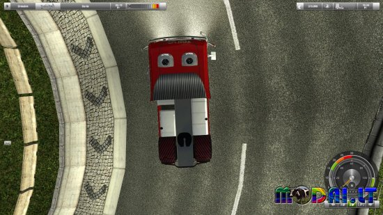 MAN TGX V8 TUNING