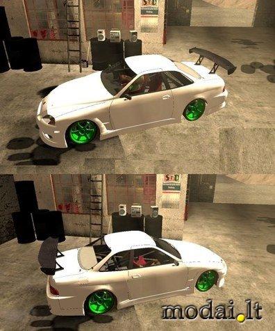 Toyota Soarer » Modai lt - Farming simulator|Euro Truck