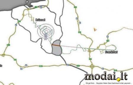 Gelgit Map