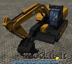 CAT Excavator (Tracked) V1.1