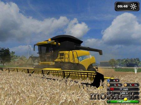 New Holland CR9060 Premium