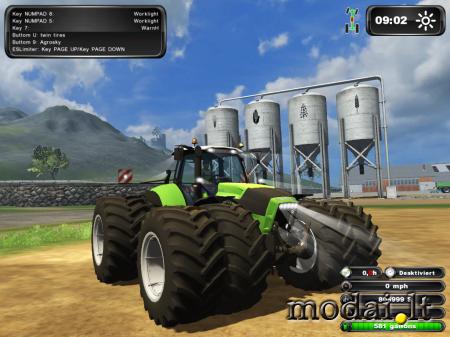 deutz Agrotron X730