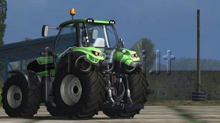 Deutz 7250 Agrotron TTV