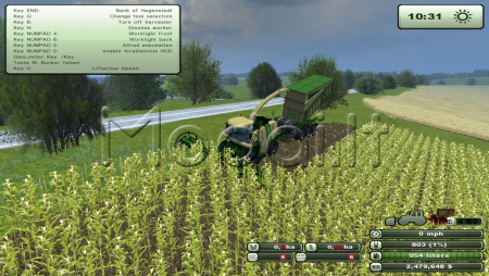 Krone BigX 1100 BeastPack v 10.15 Beta by Bullgore