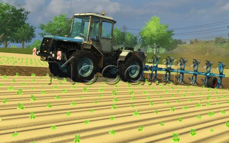 Farming Simulator 2013 2.0 papildymas