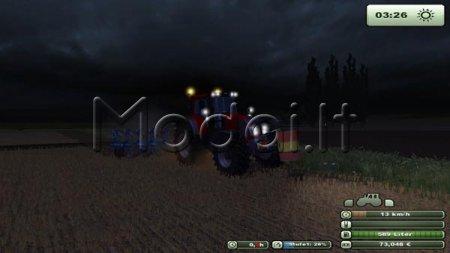 Valtra N163 ploughtspec v 2.3 [MP]