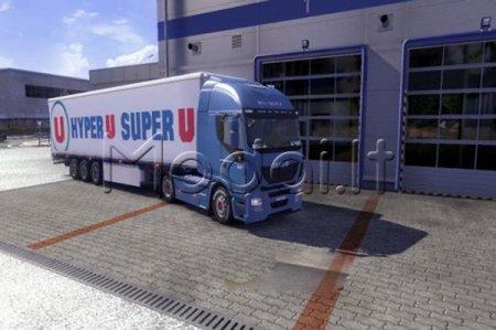 Super U Hyper U Trailer