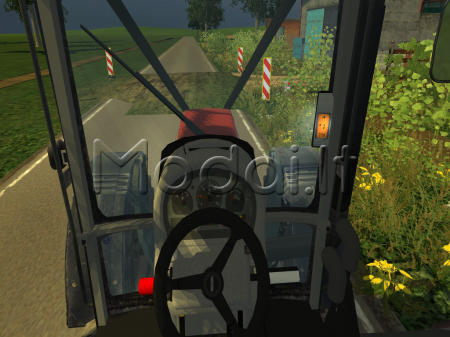 Valtra T140 Forest