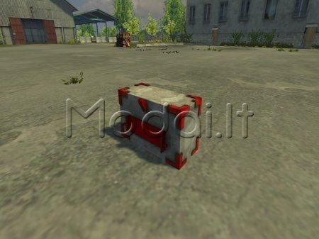 Concrete Weight v 1.0 und MR
