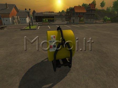 Fuel Proof 1000L tank v 1.0 MR