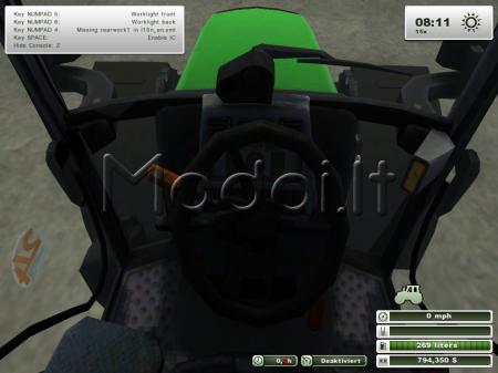 Deutz Fahr TTV 1145 FL v 2.0