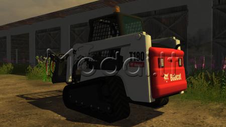 Bobcat T180