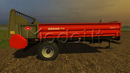 Ursus N228 v 1.2 MR [MP]