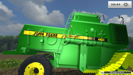 JOHN DEERE 4420