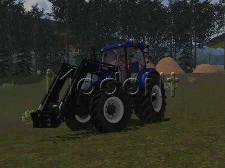 New Holland T7 Elite Pack