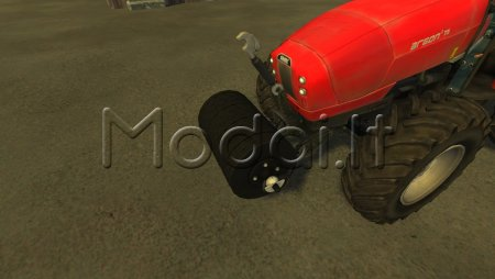 Front Weight V 1.0