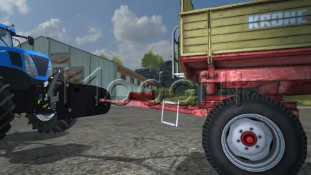 NEW HOLLAND WEIGHT 800KG V1.2
