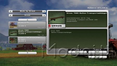 Ursus T665 v 1.0
