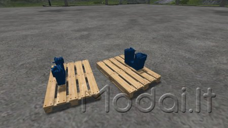 Universal 445 Weight Pack V 1.0 MR