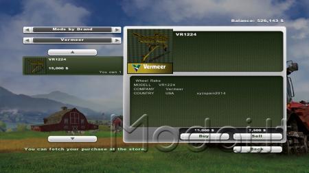 Vermer VR1224 1.0
