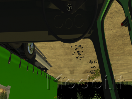 Mercedes NG 1632 Trailer v1.0