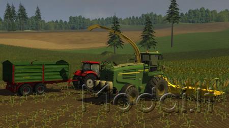 John Deere 7950 Dirt V 2.0