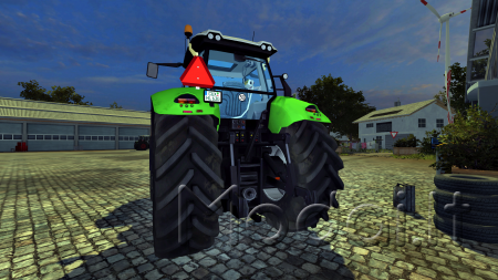 DEUTZ-FAHR TTV630 V3