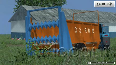 Rozrzutnik Corne 8T v1.2