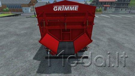 Grimme MultiTrailer 190 V 1.0 MR