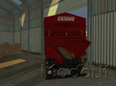 Grimme Multitrailer 190 v 1.0