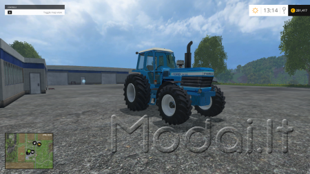 Ford Tw 30