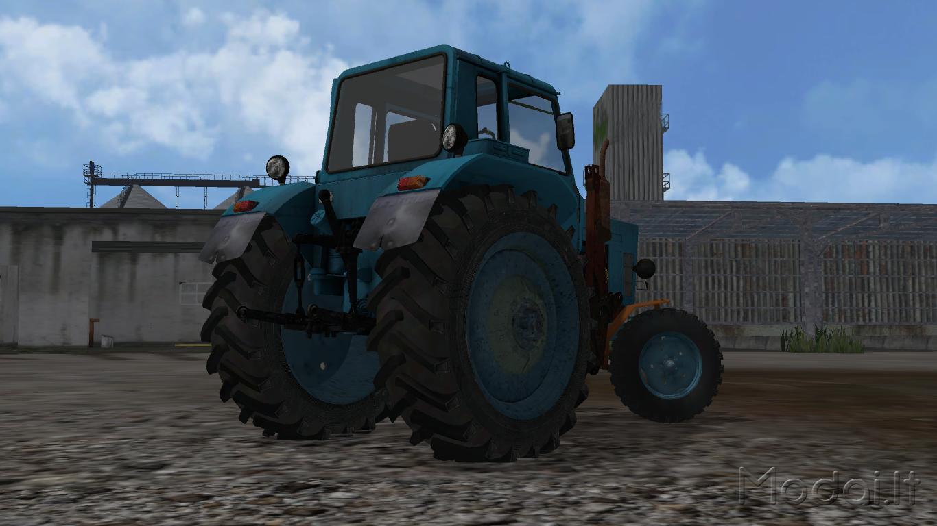 Farming Simulator 2015 скачать мод Пак МТЗ 1025 - FS 15.